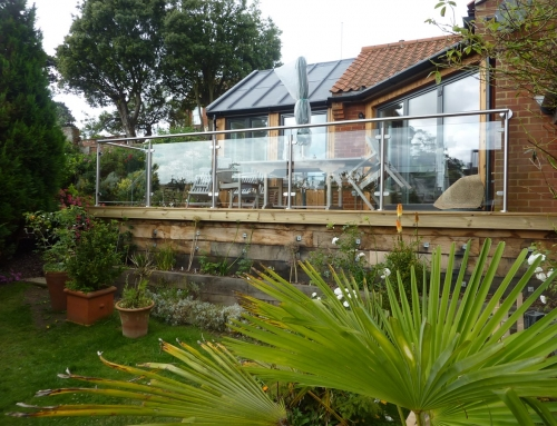 Aldeburgh Glass Balustrades