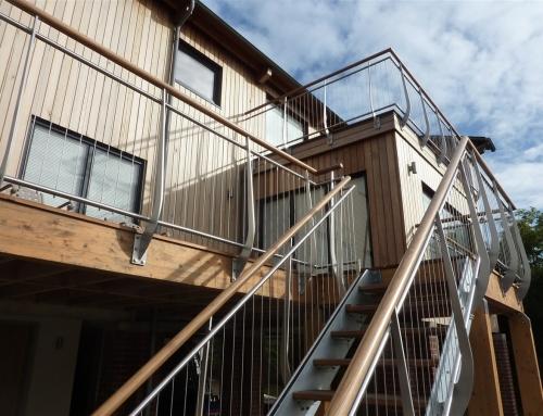 Aldeburgh Wire Balustrades