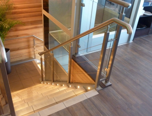 Alex Stairs & Balustrade