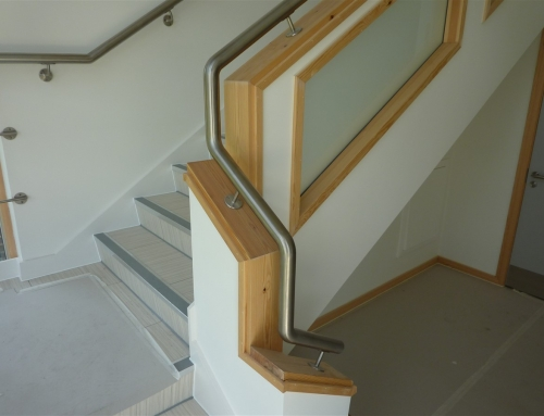 Ardleigh Handrails