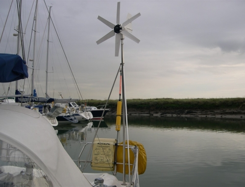 Wind Generator Poles